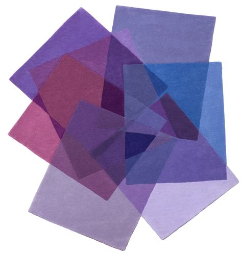Modern Purple Rug After Matisse Purple Contemporary Modern Area Rugs By Sonya Winner