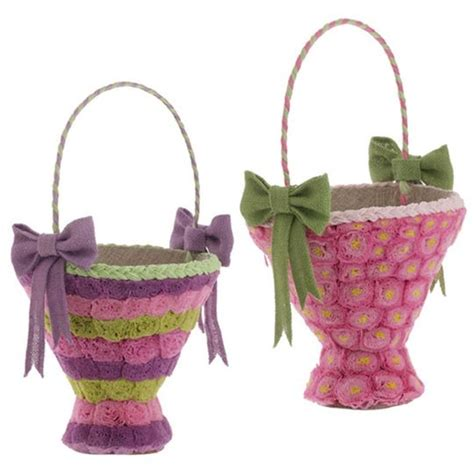 Paper Easter Baskets - paper easter baskets hippity hoppity easter s on it s