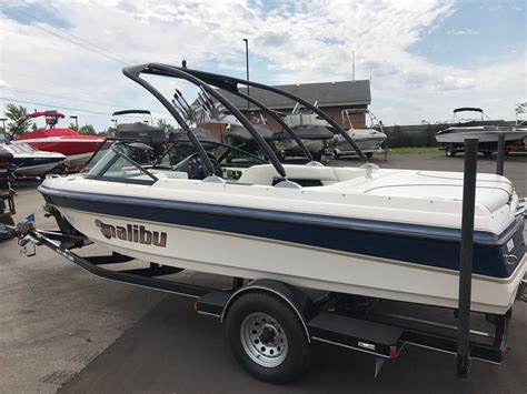malibu sunsetter boats for sale 1998 used malibu boats llc sunsetter vlx ski and wakeboard