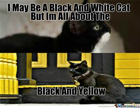 Yellow Meme - black and yellow by ultimatrix meme center