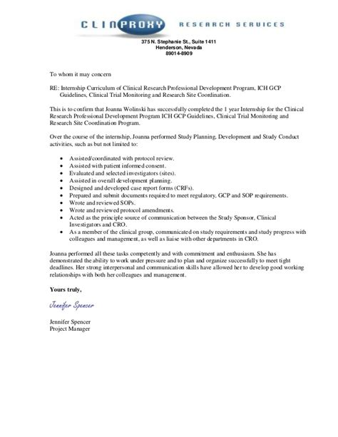 Letter Cra Reference Letter Cra Joanna Wolinski 1