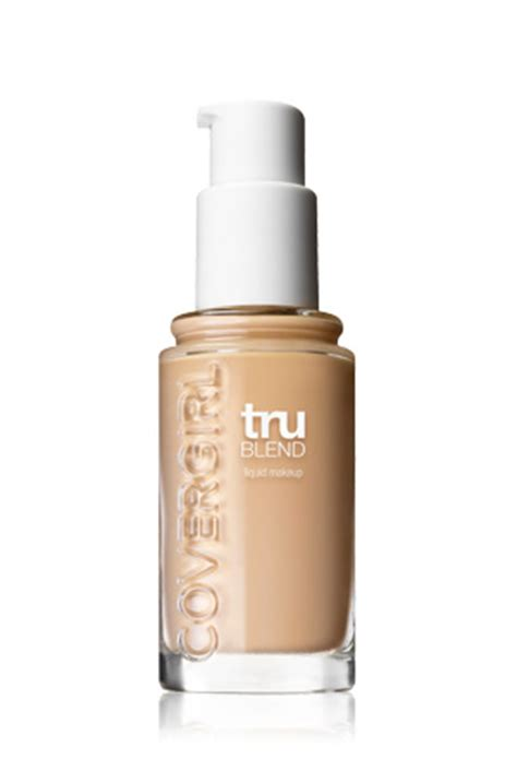 Foundation Covergirl new trublend liquid makeup covergirl