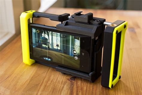 nokia 1020 grip beastgrip a grip system for windows phone