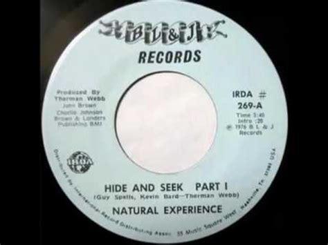 Hide And Seek Part Vi In Midtown by Experience Hide And Seek Part 1