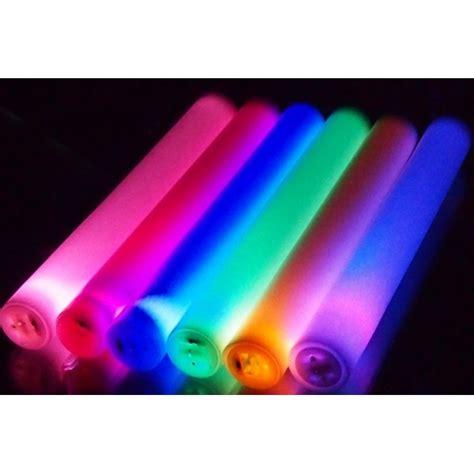 light up foam wands led light up cheer foam sticks wand baton