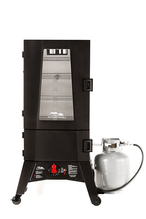 top 10 gas smokers feb 2018 reviews buyers guide