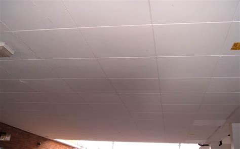 What Does Asbestos Look Like Insulating Ceiling Tiles