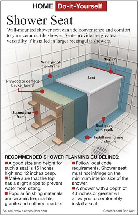 shower bench size 25 best ideas about shower seat on pinterest showers