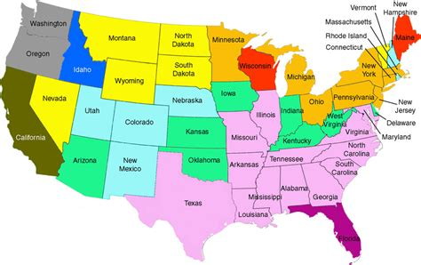 map usa showiwng states find your parent center advocacy for autism apraxia and