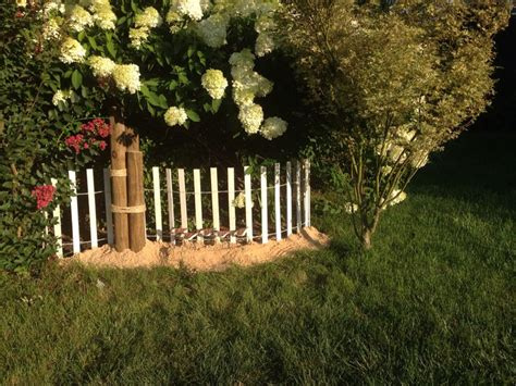Garden Fence Lowes by Coastal Garden Inexpensive Garden Fence 18 00