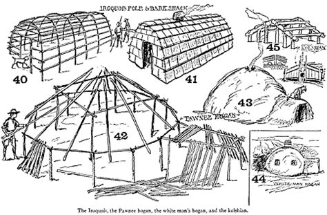 Coloring Pictures Of Longhouses Coloring Pages Longhouse Coloring Page