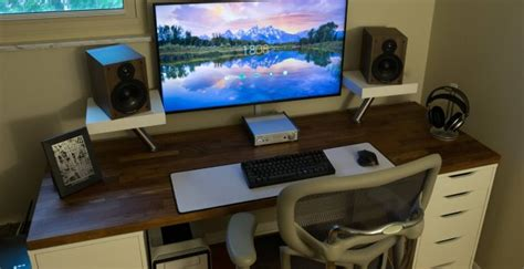 Clean Gaming Desk Ideas Archives Gaming Desk Ideas Gaming Desk Ideas