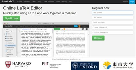 sharelatex templates sharelatex collaborative editor and with
