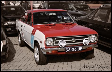 1972 datsun 1200 coupe 1972 datsun 1200 coupe by compaan on deviantart