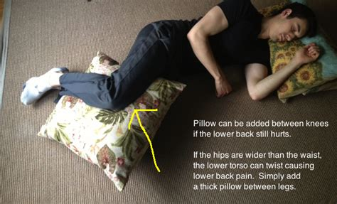 hip hurts after sitting on floor got back when sleeping here s how to fix it in