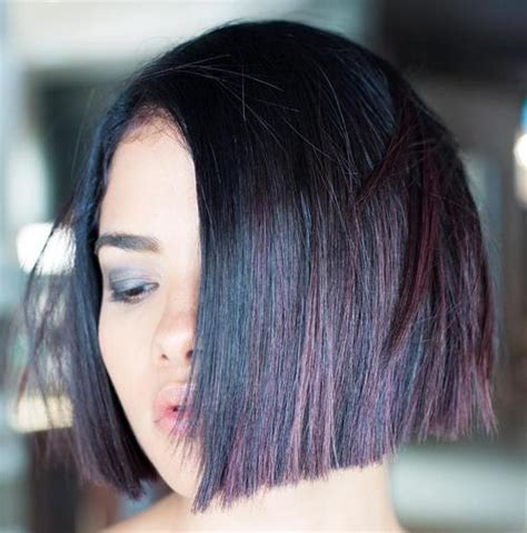 chin cut hairbob with cut in ends 50 spectacular blunt bob hairstyles