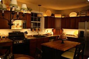 Above Kitchen Cabinet Lighting 9 Ways To Decorate Awkward Space Above Kitchen Wall Cabinets