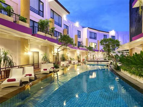 kuta central park hotel  bali room deals  reviews