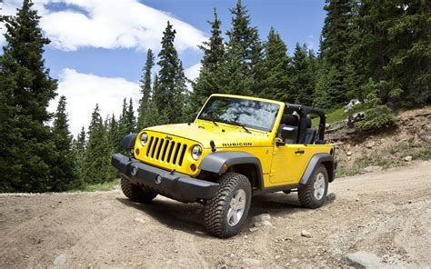 jeep yellow yellow jeep wrangler wallpapers and images wallpapers