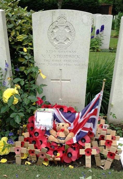 joe strudwick remembering a different rifleman tours