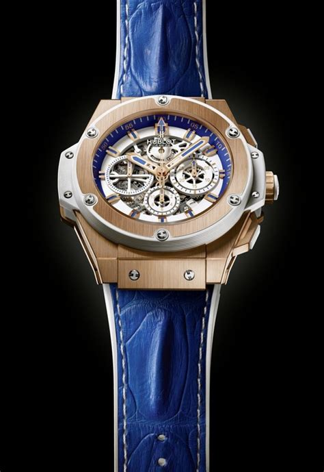 Curren King Power hublot king power 305 horological homage to