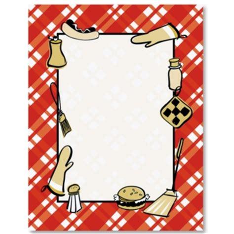 Bbq Party Invitation Templates Free | Clipart Panda - Free ... Bbq Border Clip Art Free