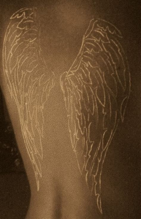 black and white angel wings tattoo designs the world s catalog of ideas