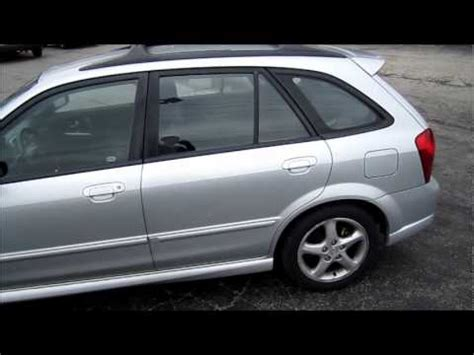 2002 mazda protege5 review 2002 mazda protege 5 start up walk around and review
