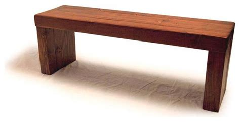 4x4 bench woodwork 4x4 bench plans pdf plans