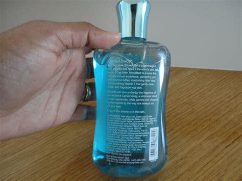 Shower Gel Carried Away Bath And Works 88 Ml bath and works carried away shower gel review
