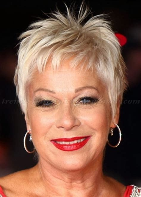 short hairstyles women over 50 2015