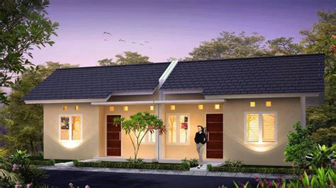 desain rumah subsidi cara mengajukan kpr untuk rumah subsidi
