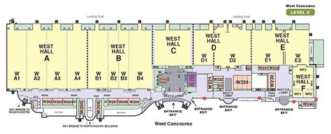 orange county convention center floor plan acop pediatric track at omed 2015 floorplan