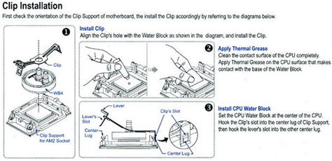 Zalman Zm Mfc2 Keeps You Informed About Your Pcs Temperature And Looks Cool by Zm Oc2 Am2 Clip For Zm Wb4 Water Block