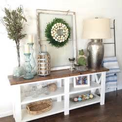 Decorating A Console Table 25 Best Ideas About Foyer Table Decor On Pinterest Console Table Decor Entrance Decor And