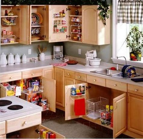 Organizing Kitchen Cabinets Small Kitchen Roselawnlutheran