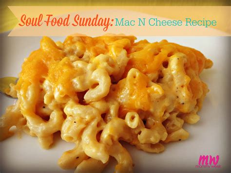 food recipes soul food sunday dinner week week