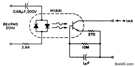 transistor op transistor turns op on or off lifier circuit circuit diagram seekic