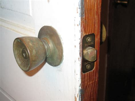 Remove Exterior Door Exterior Door Locksets Reviews Install Exterior Door Knobs Door Stair Design