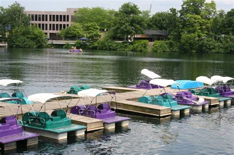 paddle boat rental naperville kayaks join paddleboats at naperville quarry