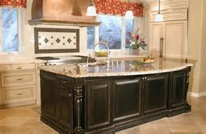 Kitchen Islands With Granite Custom Kitchen Islands With Granite Custom Kitchen