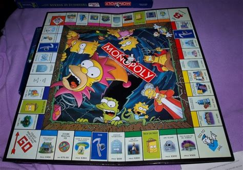 treehouse of horror monopoly monopoly simpsons simpsonovi tree house of horror