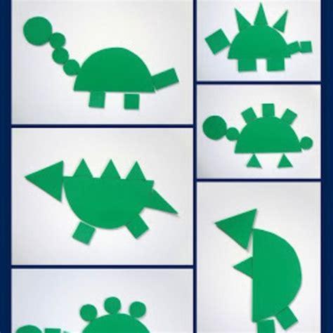 little family fun shape house educational craft 50 best dinosaur dinosaur party images on pinterest