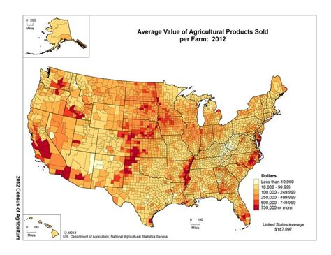 17 Best Images About Agriculture Production By State On