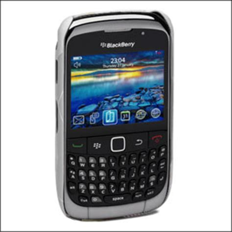 dicota hardcover for blackberry curve 8520/9300 white