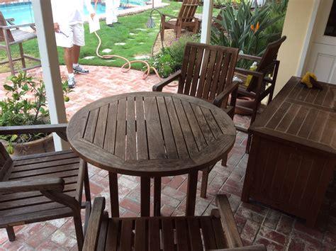 refinishing teak outdoor furniture refinishing teak outdoor furniture wilson painting
