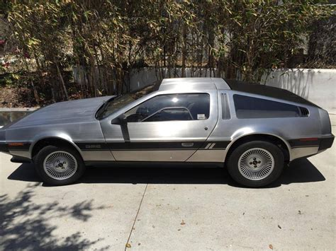 1981 delorean dmc 12 for sale 1932187 hemmings motor news