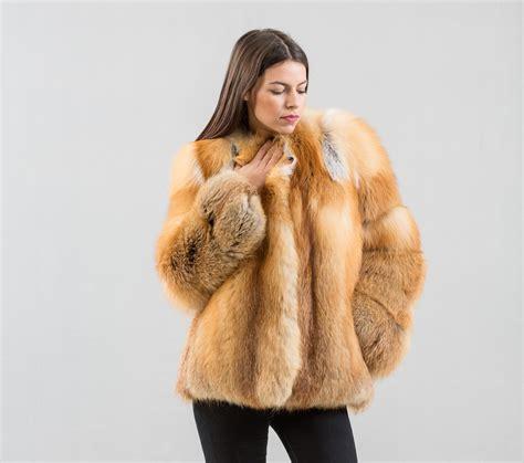 Fox With Fur by Fox Fur Jacket Haute Acorn