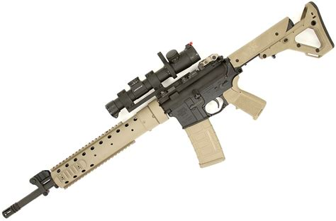 fde color need a pic comparing the fde pri handguard color with
