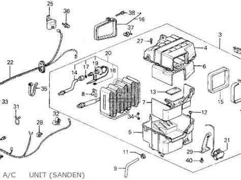 sanden compressor wiring diagram sanden wiring diagram
